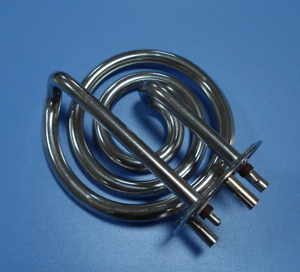 * 产品主要适用于电热水壶,与STRIX温控器兼容,具有煮水、干烧保护功能。 * 管材选用不锈钢SUS304或铜管,正常使用寿命最少可达3000Cycies * 产品特点:加热速度快,热效率高,功率可高达2200W,相当于标准件可与其他零部件匹配。 * 产品符合2002/95/EC(ROHS)条例要求。 * 尺寸及电气参数可根据客户要求而设计。